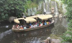 Jungle Cruise Getting Holiday Makeover as the Jingle Cruise