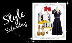 Saturday Style: Looking Just Ducky