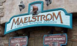 Celebrating 25 Years of Peril and Adventure on Epcot's Maelstrom