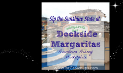 Dockside Margaritas To Open in Downtown Disney Marketplace April 23rd, 2015