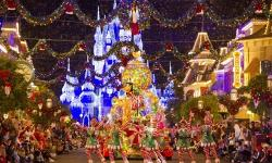 Winter Holiday Season at the Walt Disney World Resort Includes Mickey's Very Merry Christmas Party and More