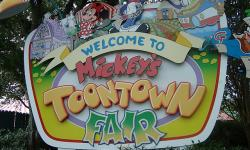 Mickey's Toontown Fair's Last Day Is In February 2011