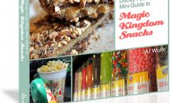 The DFB Mini-Guide to Magic Kingdom Snacks e-Book, 2013 Edition is Out!
