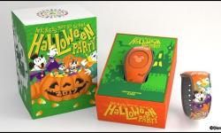 Sneak Peek of Commemorative Merchandise for Mickey's Not-So-Scary Halloween Party