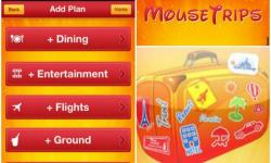 Store Your Travel Data On The MouseTrips iPhone App