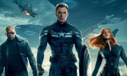 Captain America: The Winter Soldier Opens This Weekend Across The Nation
