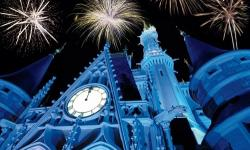 Ring in the New Year at the Walt Disney World Resort