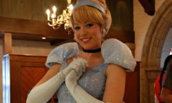 Three Places Perfect For A Princess At Walt Disney World