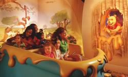 Winnie the Pooh Attraction Loses FASTPASS Option Temporarily