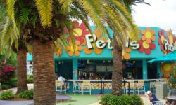 Petals Poolside Bar at Pop Century Resort