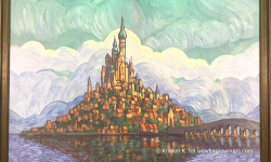 Take Home The Art of Disney's Riviera