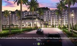 Disney Vacation Club Announces Skyliner To Disney Riviera Resort