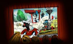 Mickey and Minnie's Runaway Railway at Disney's Hollywood Studios