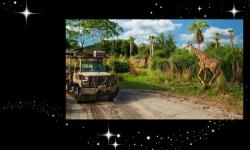Kilimanjaro Safaris at Disney's Animal Kingdom to be Include Nighttime Excursions Starting in 2016