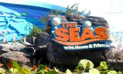 Take a Trip Under the Sea at The Seas with Nemo and Friends