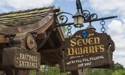 Seven Dwarfs Mine Train Officially Opens to Magic Kingdom Guests on May 28