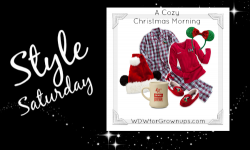 Saturday Style: His & Hers Holiday Pajamas