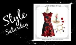 Saturday Style: Enchanted Rose
