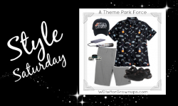 Saturday Style: Theme Park Force