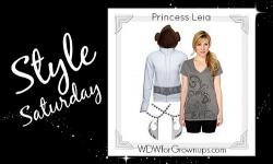 Saturday Style: Princess Leia