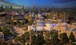D23 News: Star Wars-Inspired Resort Hotel Coming to Disney World and Name Announced for Star Wars Lands