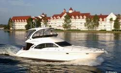 The Grand 1 Yacht at Disney's Grand Floridian Resort & Spa