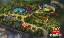 Updates on Toy Story Land, Frozen Ever After, and More at the Walt Disney World Resort