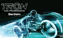 TRON Attraction At The Magic Kingdom