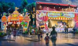 June 30th, 2018 Opening Planned For Toy Story Land
