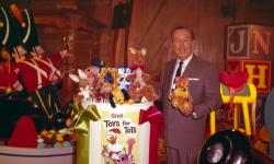 Disney and the Toys for Tots Foundation