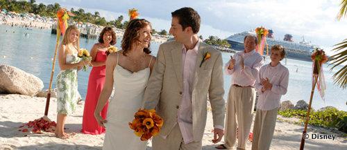 Castaway Cay Ceremony