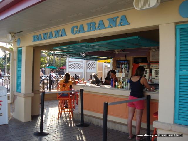 Banana Cabana Is A Resort Fan Favorite