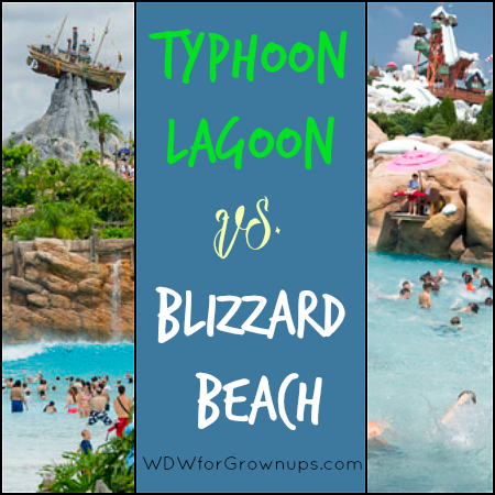 Which Disney Water Park Do You Prefer